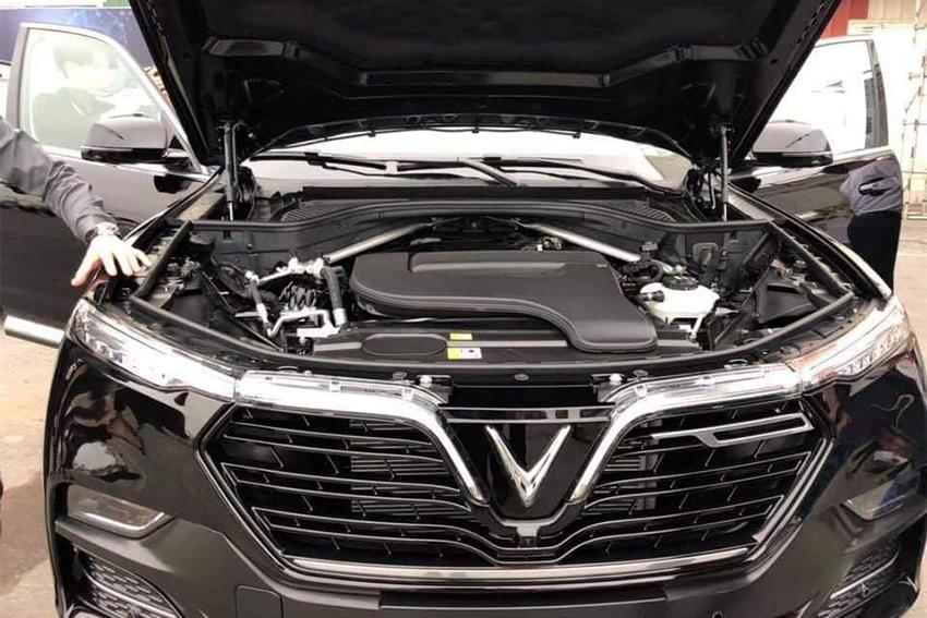 Loạt xe ô tô Vinfast bản thương mại xuất hiện ảnh thực tế tại Hải Phòng - 7