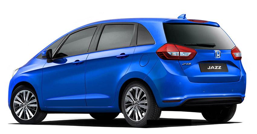 Thế hệ mới của Honda Jazz sẽ sử dụng động cơ xăng hybrid - 02