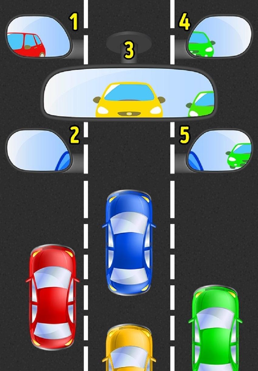 9 kỹ thuật lái xe tuyệt vời giúp bạn lái xe an toàn hơn 10