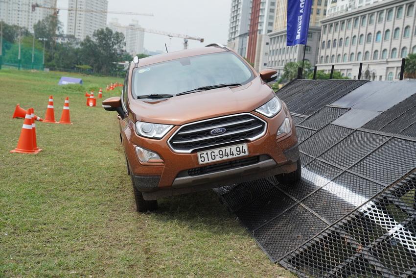 Ford Việt Nam khởi động chuỗi sự kiện lái thử Ford SUV Drive 2019 tại Sài Gòn 21