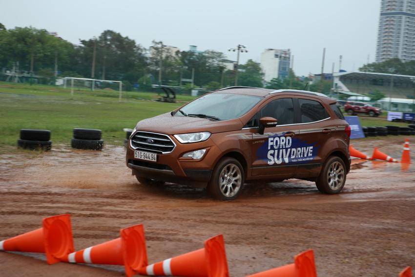 Ford Việt Nam khởi động chuỗi sự kiện lái thử Ford SUV Drive 2019 tại Sài Gòn 5