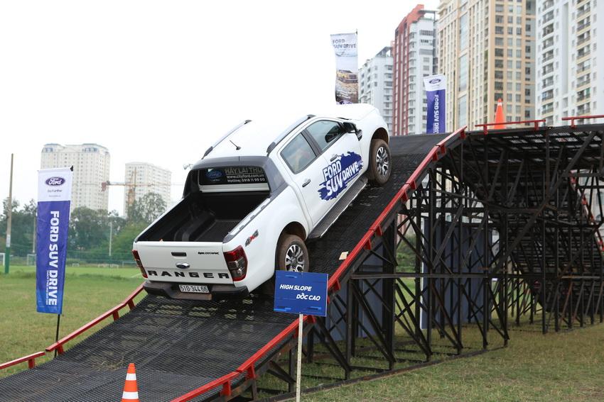 Ford Việt Nam khởi động chuỗi sự kiện lái thử Ford SUV Drive 2019 tại Sài Gòn 31