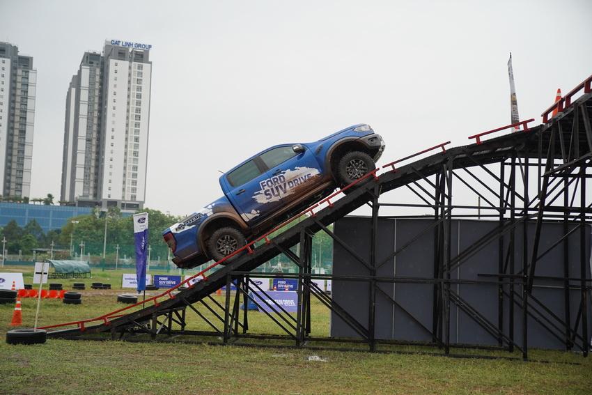 Ford Việt Nam khởi động chuỗi sự kiện lái thử Ford SUV Drive 2019 tại Sài Gòn 35