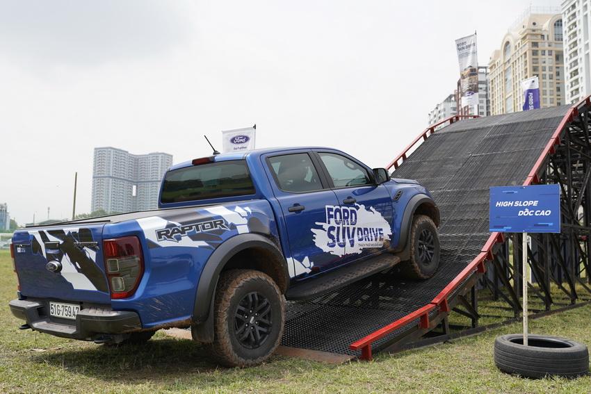 Ford Việt Nam khởi động chuỗi sự kiện lái thử Ford SUV Drive 2019 tại Sài Gòn 33