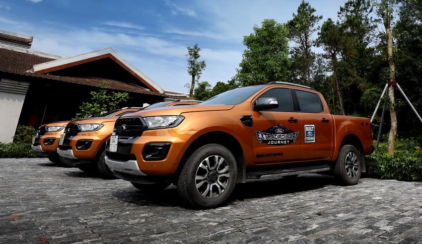 Doanh số quý I-2019 của Ford Việt Nam 5