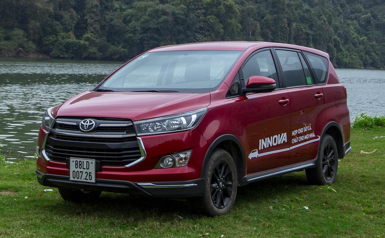 Doanh số bán hàng của Toyota Việt Nam giảm trong tháng 4-2019 2