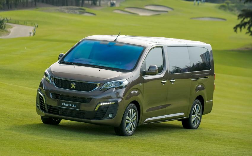 bộ đôi MPV Peugeot Traveller