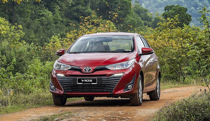 Doanh số bán hàng của Toyota Việt Nam giảm trong tháng 4-2019 4