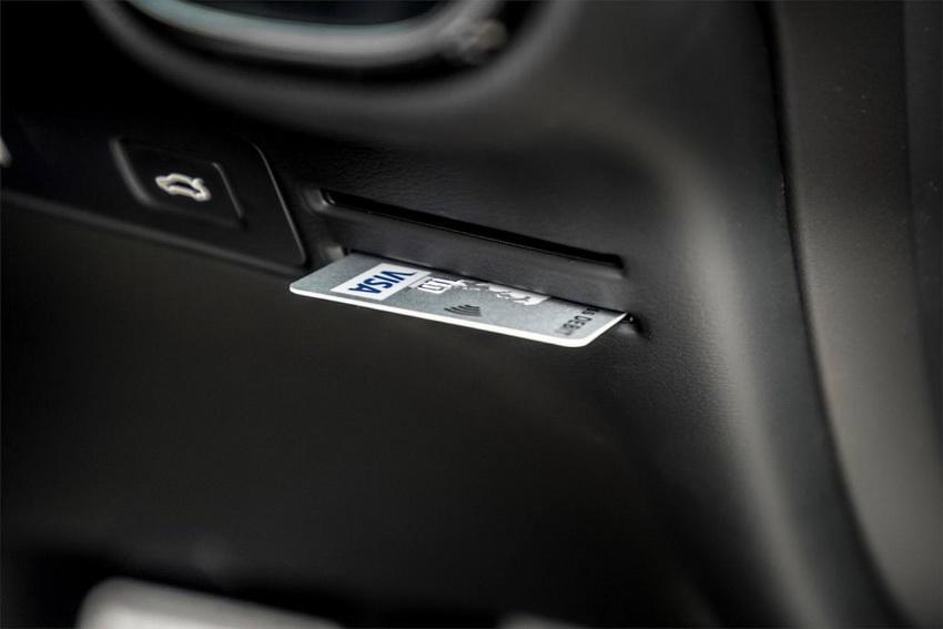 Mẫu xe SUV cỡ nhỏ Volvo XC40 2019 chính thức được ra mắt tại Việt Nam 9