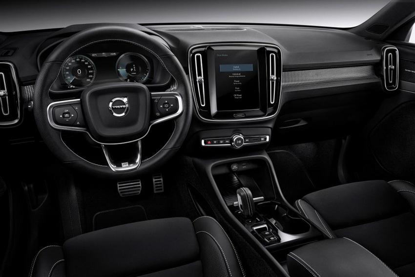 Mẫu xe SUV cỡ nhỏ Volvo XC40 2019 chính thức được ra mắt tại Việt Nam 6