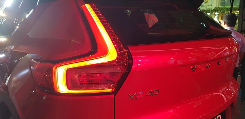 Mẫu xe SUV cỡ nhỏ Volvo XC40 2019 chính thức được ra mắt tại Việt Nam 22