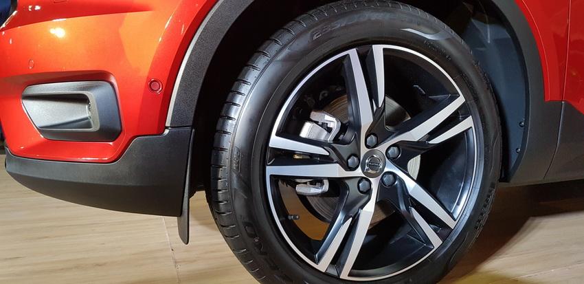 Mẫu xe SUV cỡ nhỏ Volvo XC40 2019 chính thức được ra mắt tại Việt Nam 18