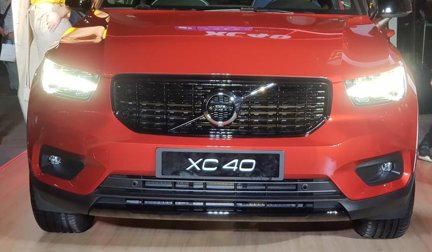 Mẫu xe SUV cỡ nhỏ Volvo XC40 2019 chính thức được ra mắt tại Việt Nam 21