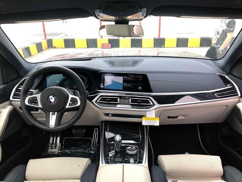 BMW X7 đầu tiên tại Việt Nam 3