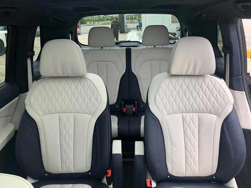 BMW X7 đầu tiên tại Việt Nam 5
