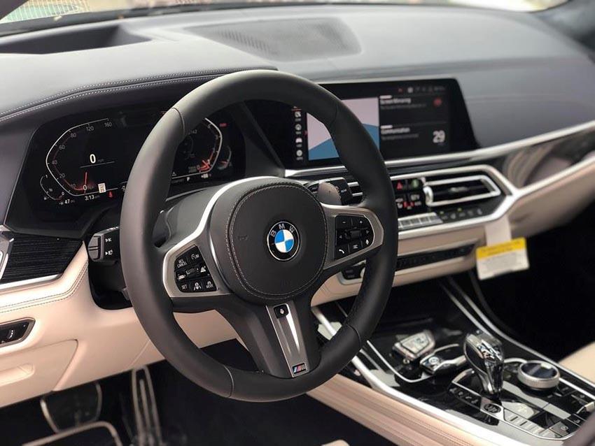 BMW X7 đầu tiên tại Việt Nam 8