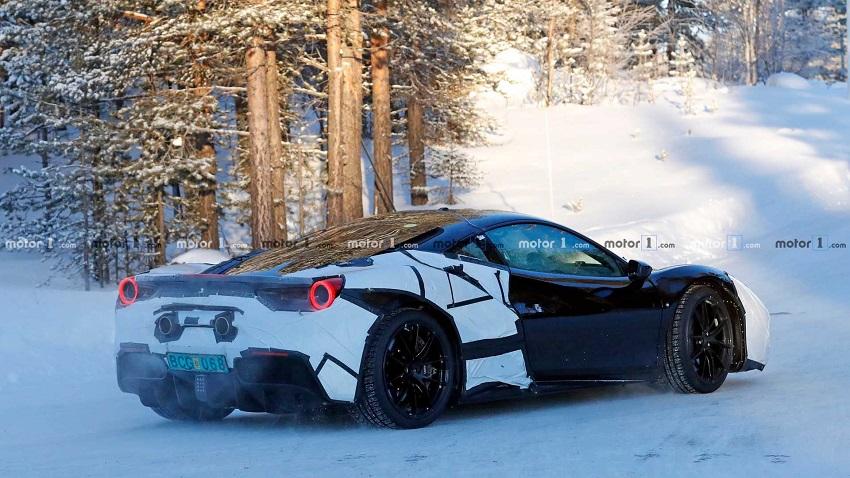 Ferrari xác nhận siêu xe hybrid sẽ ra mắt vào cuối tháng này 4