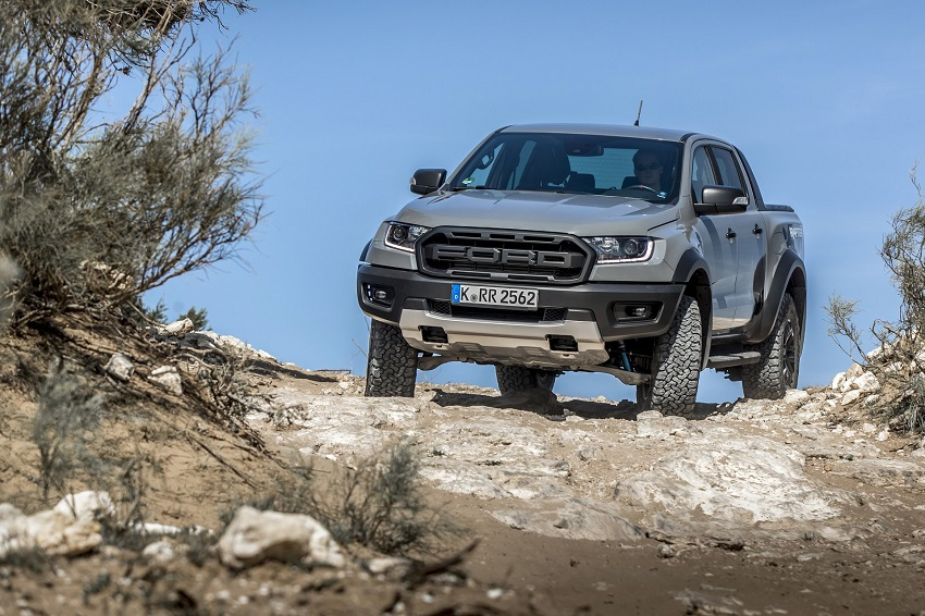 Ford Ranger Raptor 2019 12