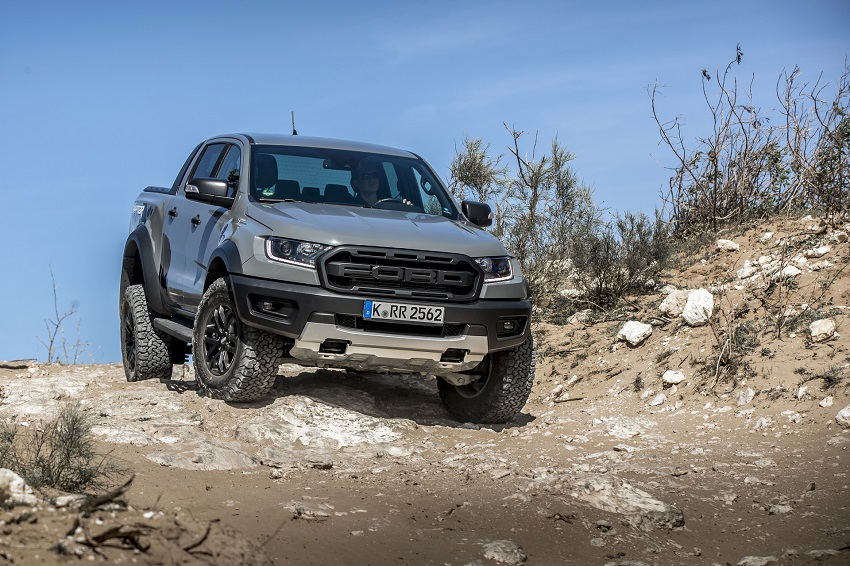 Ford Ranger Raptor 2019 13