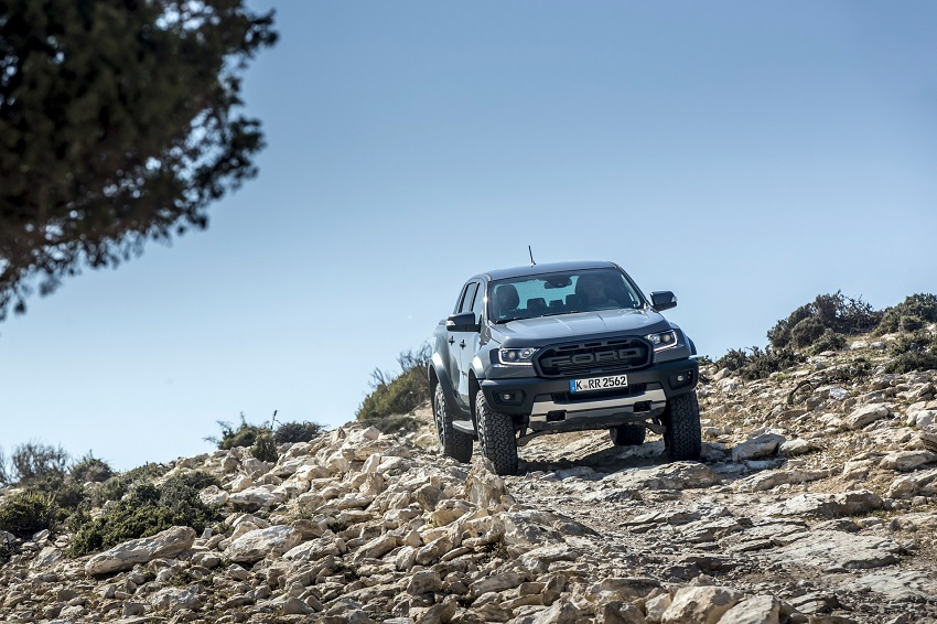 Ford Ranger Raptor 2019 15