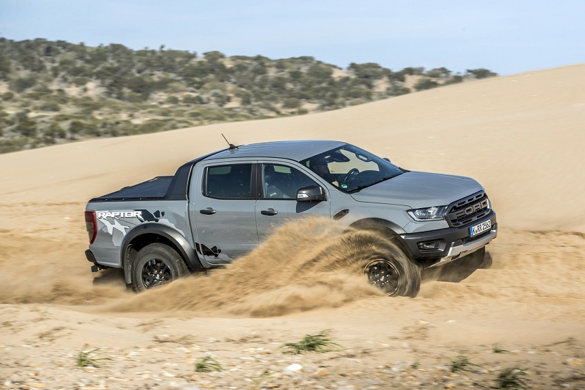 Ford Ranger Raptor 2019 16