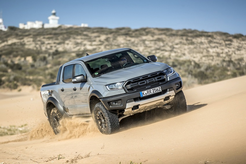 Ford Ranger Raptor 2019 17