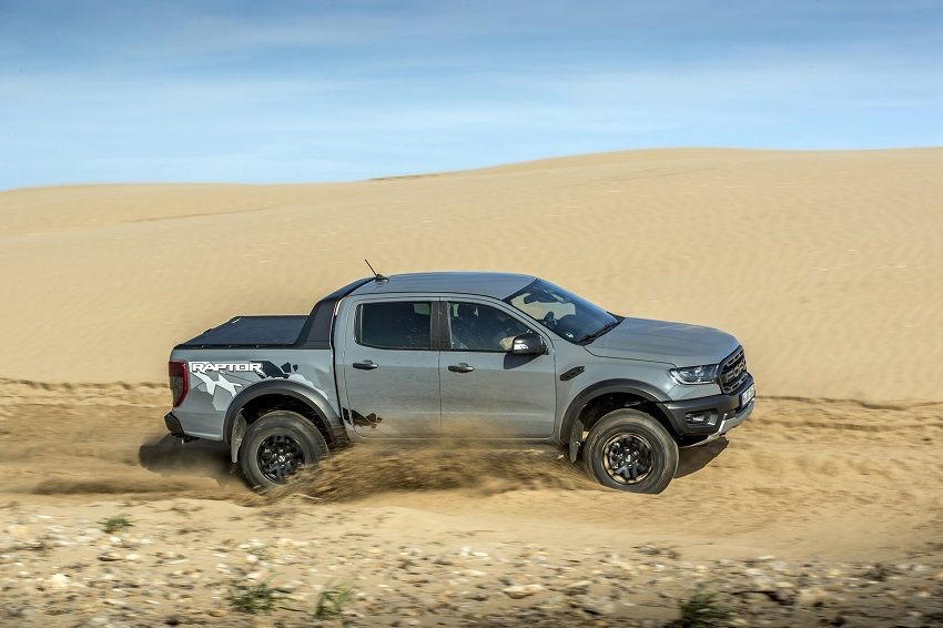 Ford Ranger Raptor 2019 18