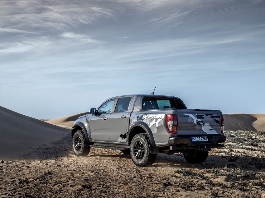 Ford Ranger Raptor 2019 2