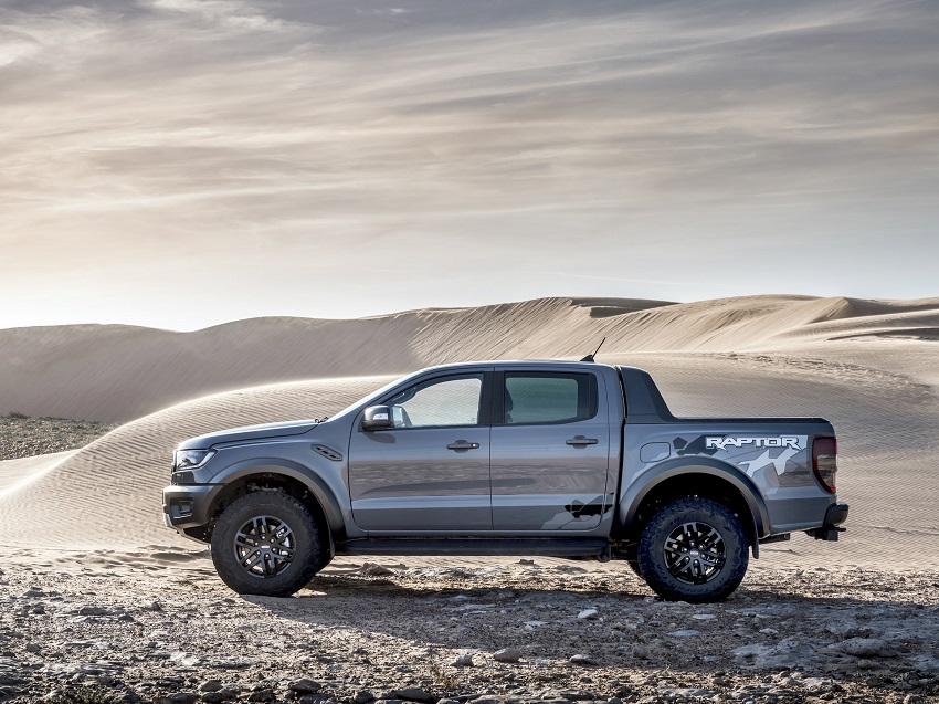 Ford Ranger Raptor 2019 3