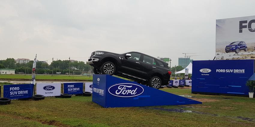 Ford Việt Nam khởi động chuỗi sự kiện lái thử Ford SUV Drive 2019 tại Sài Gòn 19