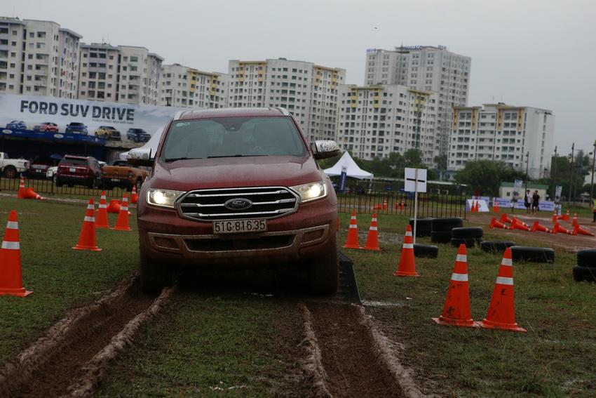 Ford Việt Nam khởi động chuỗi sự kiện lái thử Ford SUV Drive 2019 tại Sài Gòn 6