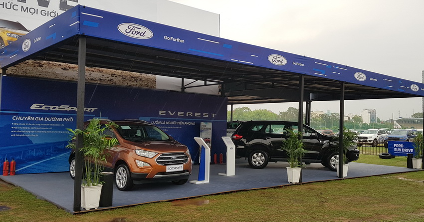 Ford Việt Nam khởi động chuỗi sự kiện lái thử Ford SUV Drive 2019 tại Sài Gòn 20