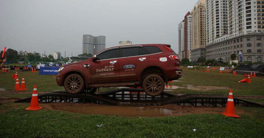 Ford Việt Nam khởi động chuỗi sự kiện lái thử Ford SUV Drive 2019 tại Sài Gòn 24