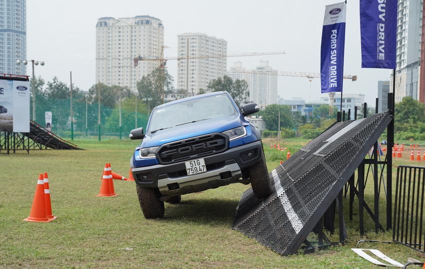 Ford Việt Nam khởi động chuỗi sự kiện lái thử Ford SUV Drive 2019 tại Sài Gòn 25