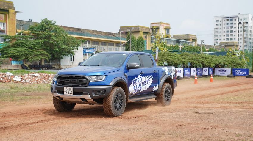 Ford Việt Nam khởi động chuỗi sự kiện lái thử Ford SUV Drive 2019 tại Sài Gòn 13