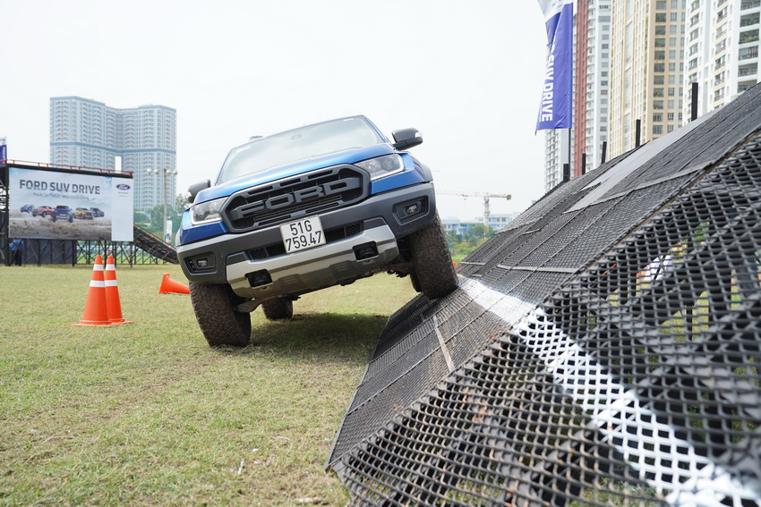 Ford Việt Nam khởi động chuỗi sự kiện lái thử Ford SUV Drive 2019 tại Sài Gòn 26