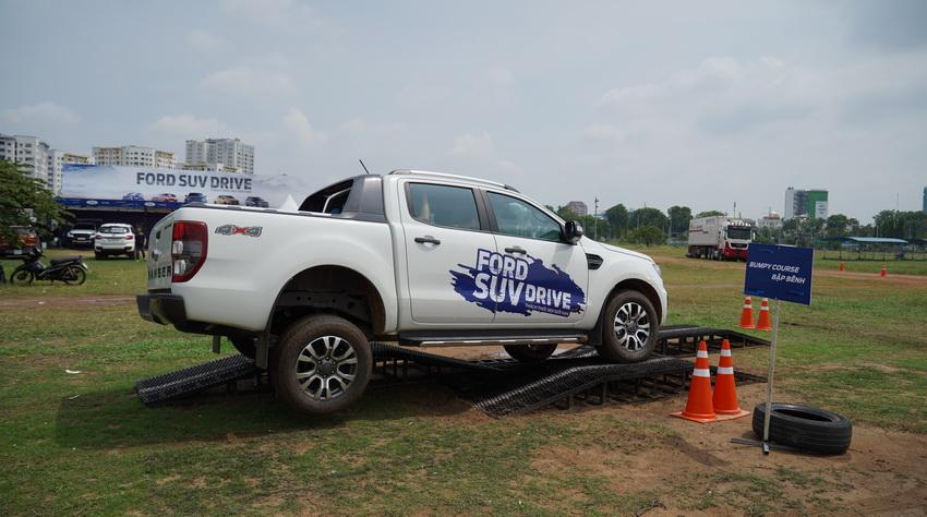 Ford Việt Nam khởi động chuỗi sự kiện lái thử Ford SUV Drive 2019 tại Sài Gòn 29