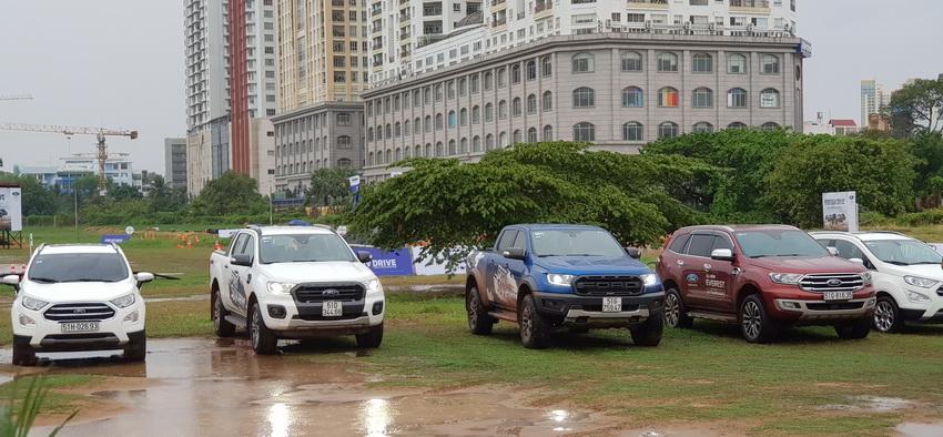 Ford Việt Nam khởi động chuỗi sự kiện lái thử Ford SUV Drive 2019 tại Sài Gòn 3
