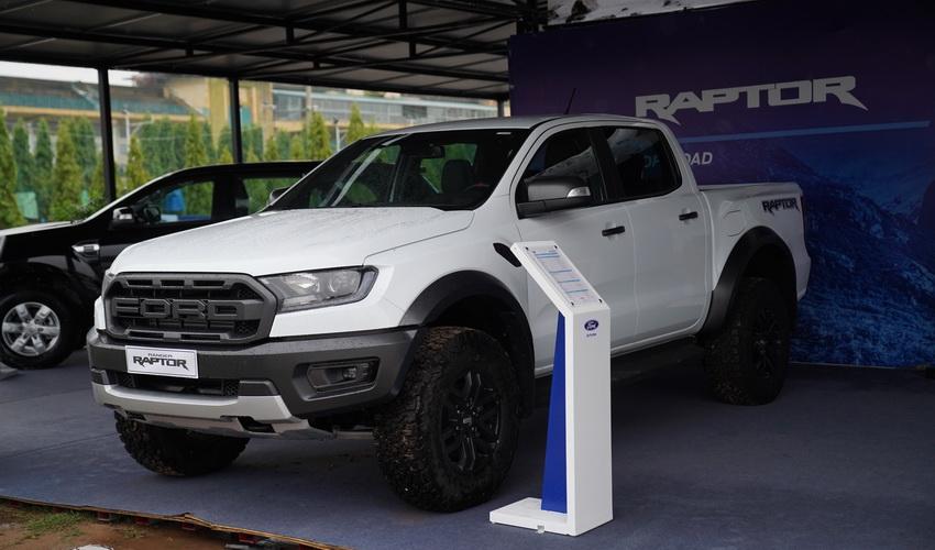 Ford Việt Nam khởi động chuỗi sự kiện lái thử Ford SUV Drive 2019 tại Sài Gòn 14