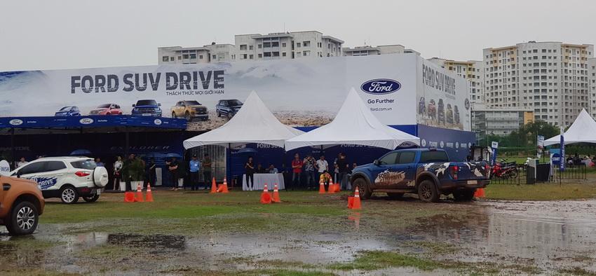 Ford Việt Nam khởi động chuỗi sự kiện lái thử Ford SUV Drive 2019 tại Sài Gòn 1