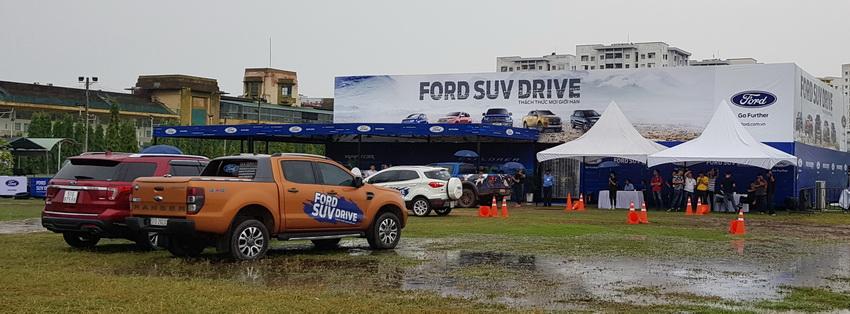Ford Việt Nam khởi động chuỗi sự kiện lái thử Ford SUV Drive 2019 tại Sài Gòn 34