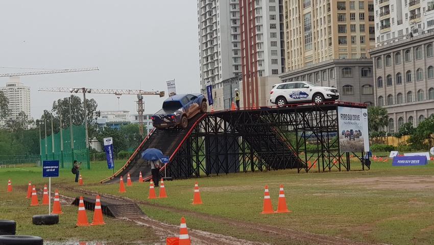 Ford Việt Nam khởi động chuỗi sự kiện lái thử Ford SUV Drive 2019 tại Sài Gòn 30