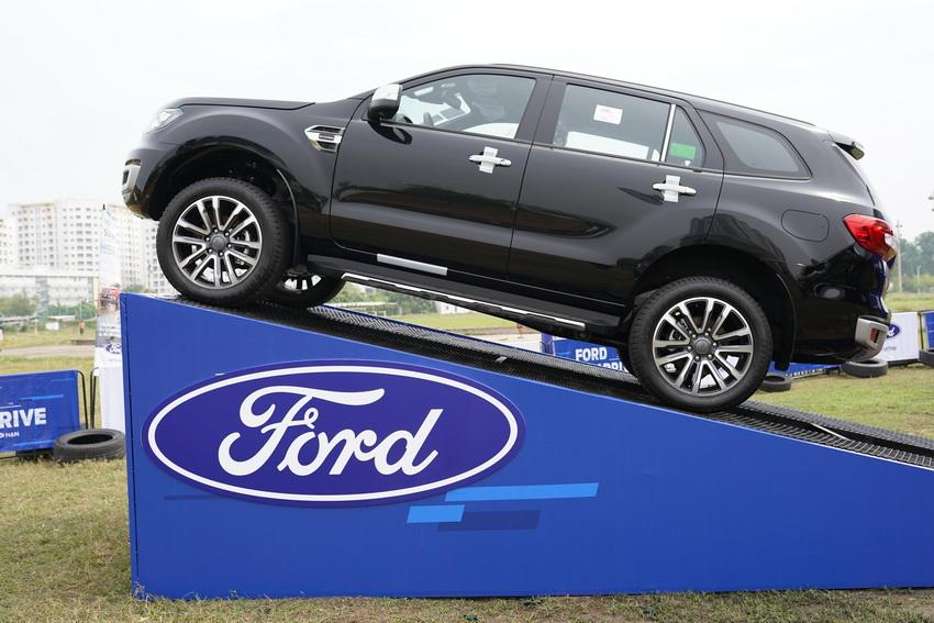 Ford Việt Nam khởi động chuỗi sự kiện lái thử Ford SUV Drive 2019 tại Sài Gòn 18