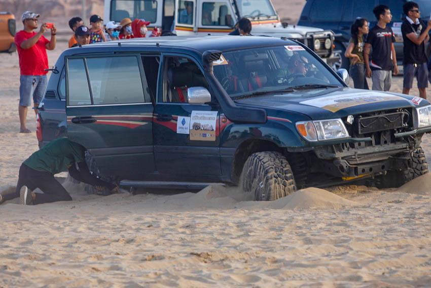 giải đua xe địa hình trên cát Mui Dinh Challenge 2019 10