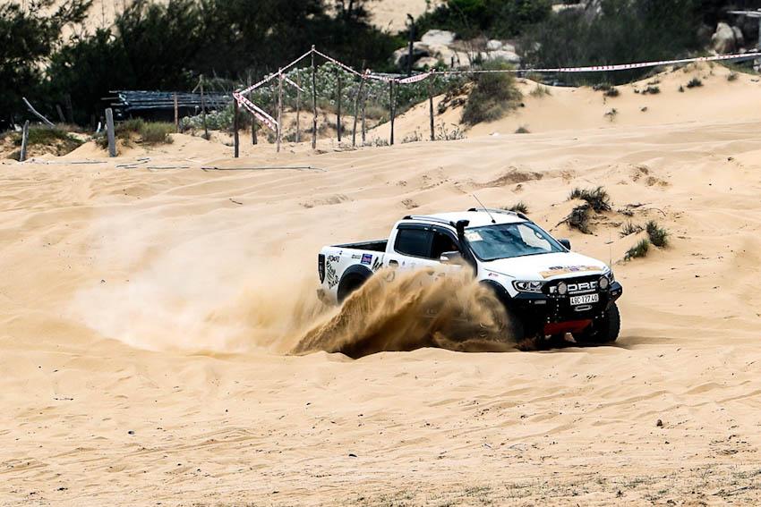 giải đua xe địa hình trên cát Mui Dinh Challenge 2019 11