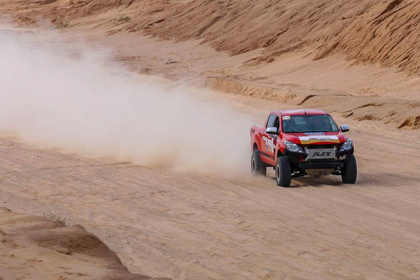 giải đua xe địa hình trên cát Mui Dinh Challenge 2019 16