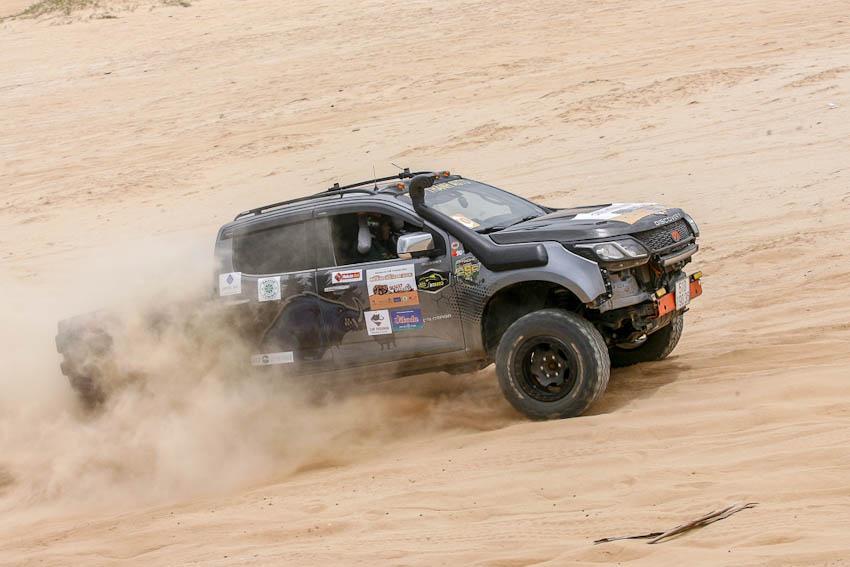 giải đua xe địa hình trên cát Mui Dinh Challenge 2019 18