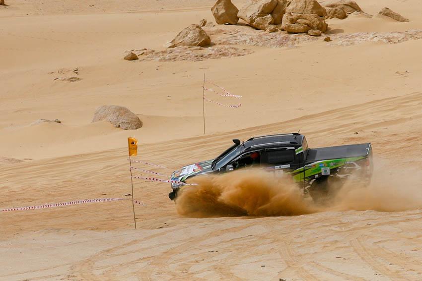 giải đua xe địa hình trên cát Mui Dinh Challenge 2019 19