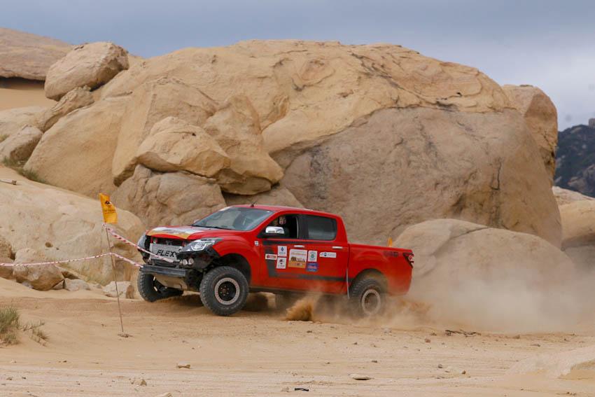 giải đua xe địa hình trên cát Mui Dinh Challenge 2019 20