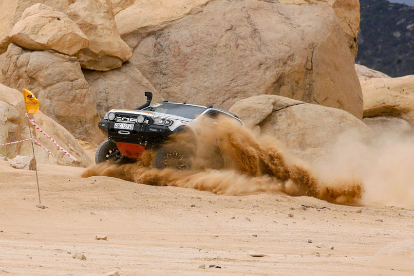 giải đua xe địa hình trên cát Mui Dinh Challenge 2019 21